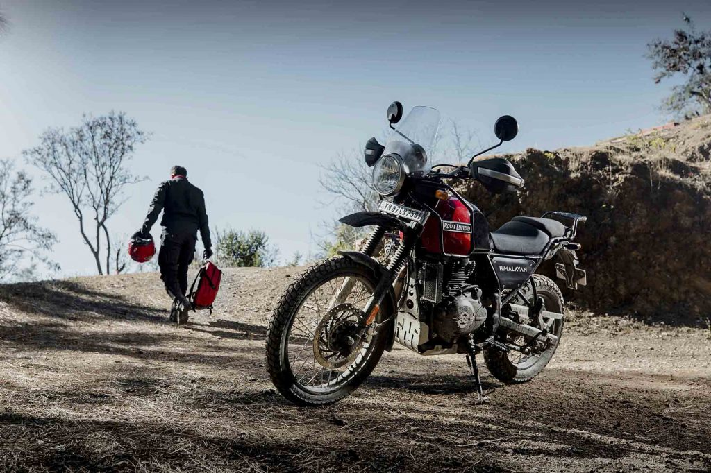 Royal Enfield Himalayan BSVI Official Photo
