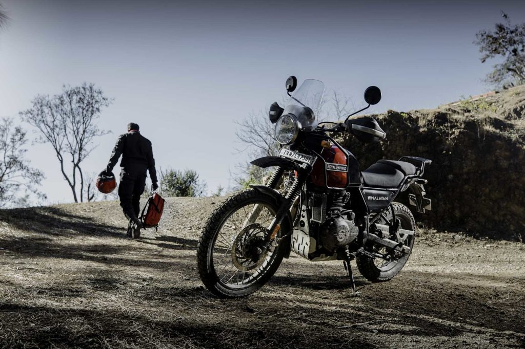 Royal Enfield Himalayan BS VI Official photo